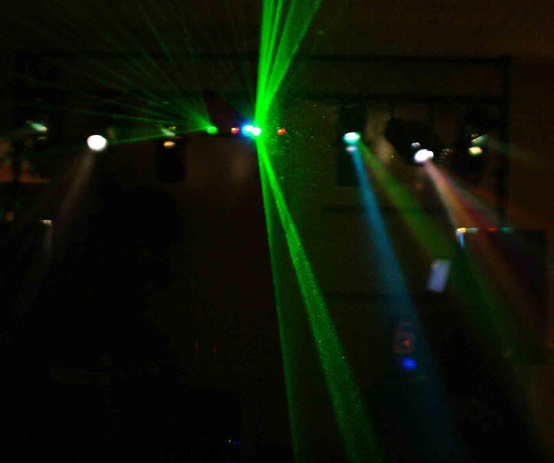 Centre Green Laser